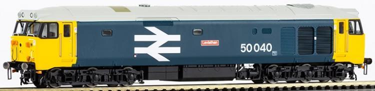 Class 50 #50040